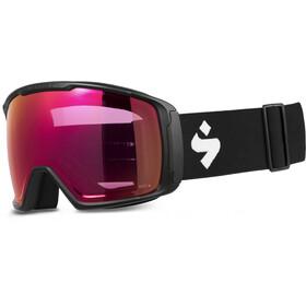 Sweet Protection Clockwork RIG Reflect BLI Goggles Men matte black/black-RIG amethyst-bixbite
